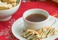 Cherry Pistachio Biscotti