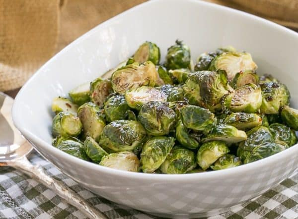 Honey Balsamic Brussels Sprouts | Turn these dreaded vegetables into one amazing side dish!