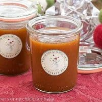 Easy Microwave Caramel Sauce featured image