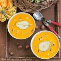 Red Kuri Squash Soup featured image
