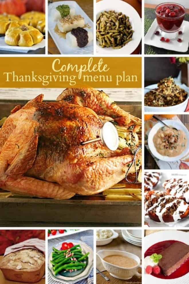 Thanksgiving Round Up