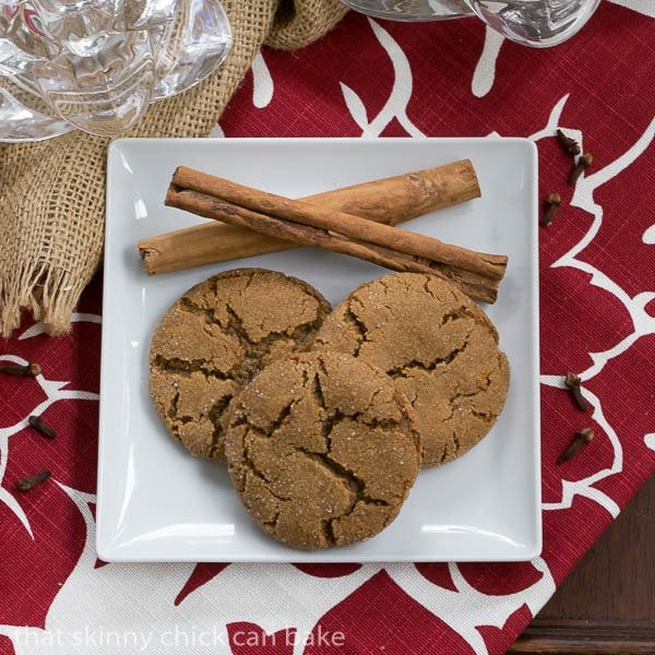 Triple Ginger Snaps (5)