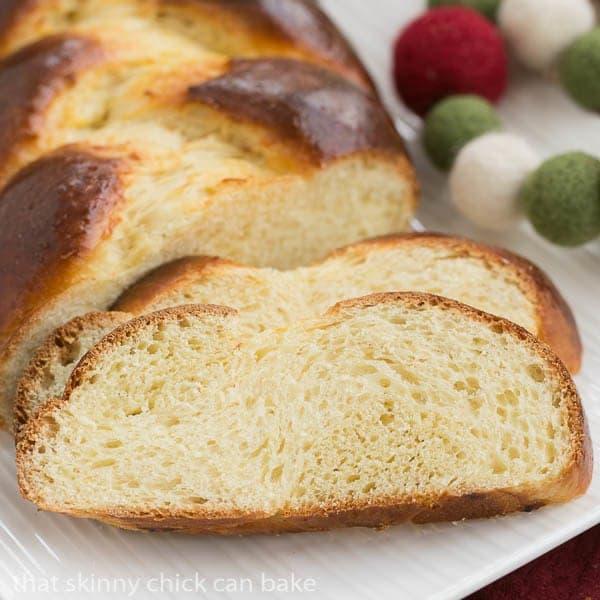 Swiss Butter Braid