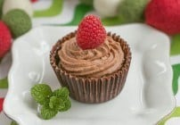 Chocolate Mousse Cups #SundaySupper