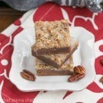 German Chocolate Brownies #SkinnyTip