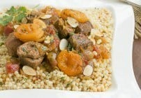 Lamb and Dried Apricot Tagine #FrenchFridayswithDorie