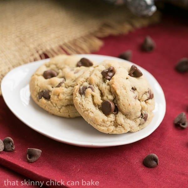 Rum Spiked Chocolate Chip Cookies | cookie recipe