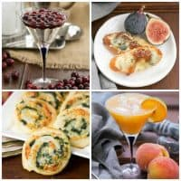 My favorite appetizer recipes   Inspiration for all your entertaining needs!