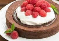 Chocolate Earthquake Cake #SundaySupper