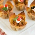 Mini Mexican Tarts #SundaySupper #GalloFamily