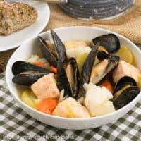 Simplest Breton Fish Stew