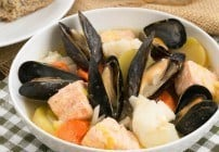 Simplest Breton Fish Stew