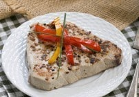 Spice-Crusted Tuna #FrenchFridayswithDorie