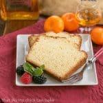 Brown Butter Vanilla Bean Weekend Cake
