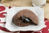 Chocolate Lava Cookies