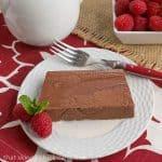 Marquise au Chocolat #TuesdayswithDorie