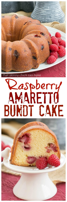 Raspberry Pound Cake With Raspberry Flavoring