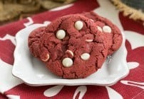 Red Velvet Cookies #GuestPost