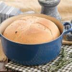 Rosemary Olive Bread
