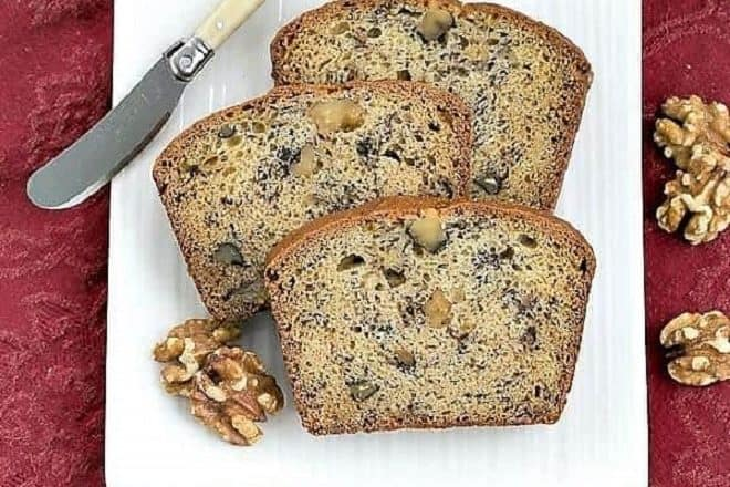 Classic Banana Walnut Bread featured image
