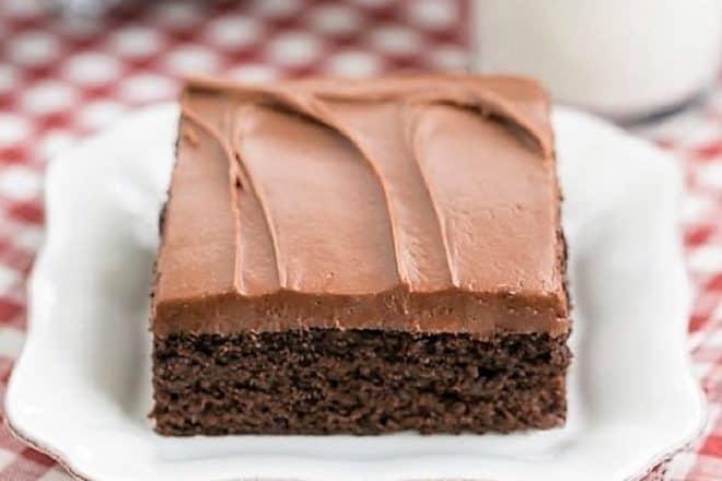 Cocoa Fudge Cake featured image