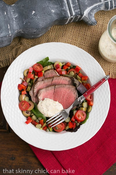 Next Day Beef Salad