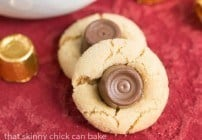 Rolo Peanut Blossoms #CookieoftheMonth