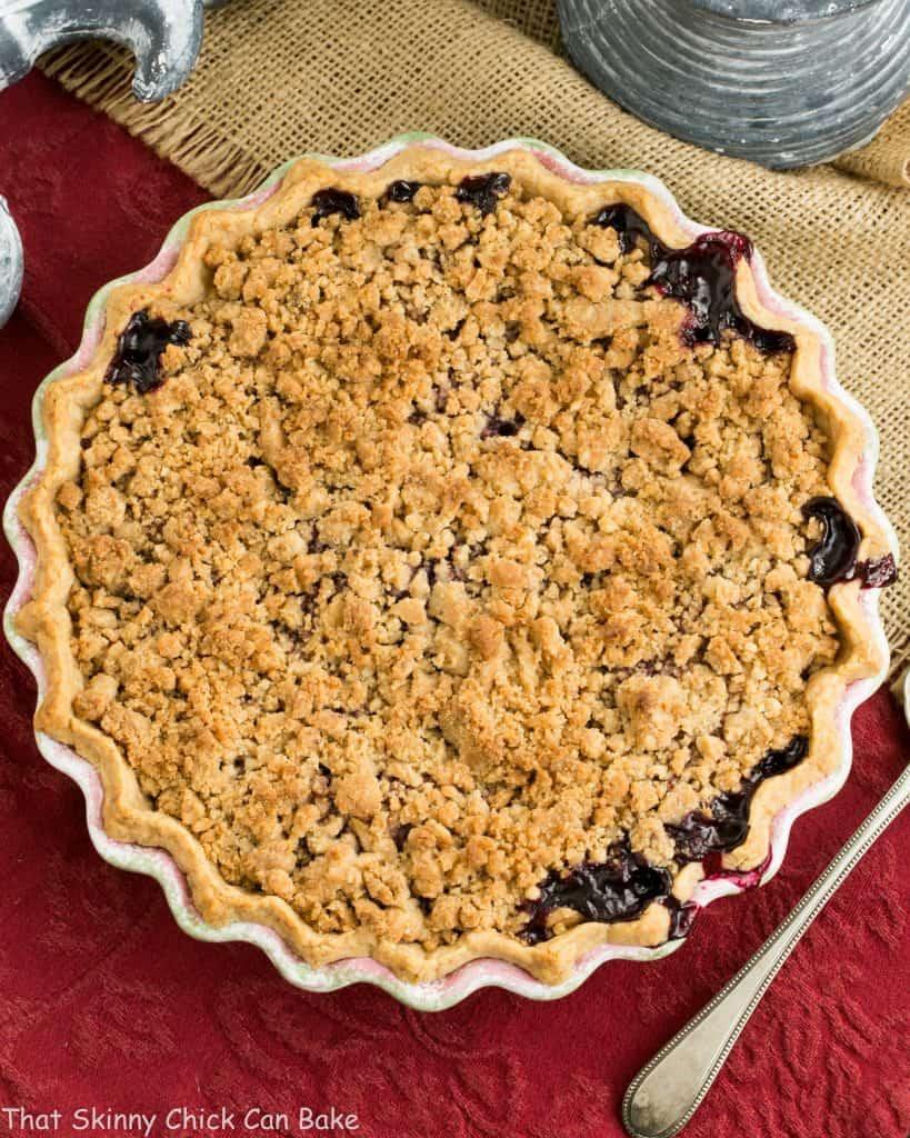 Razzleberry Pie or Triple Berry Pie