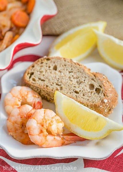 Shrimp Escabeche
