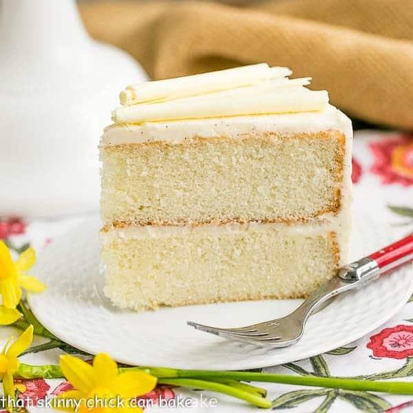 White Birthday Cake 4g
