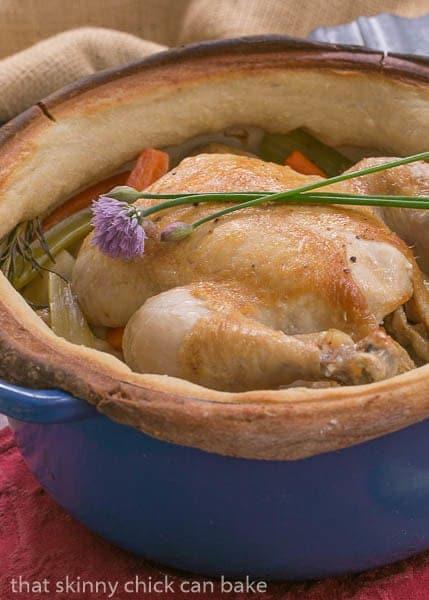 Chicken in a Pot | Dorie Greenspan recipe