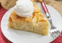 French Apple Cake #FrenchFridayswithDorie