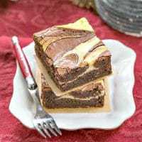 Ricotta Cheesecake Brownies featured image