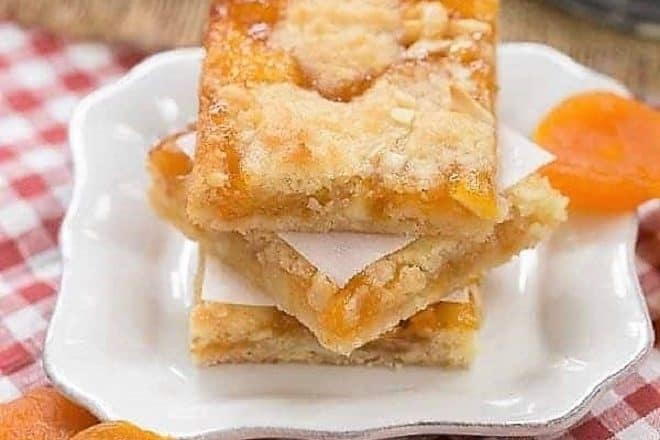 Coconut Apricot Bars featured image