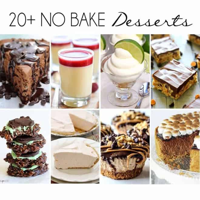 Easy Chocolate Dessert Recipes Without Oven