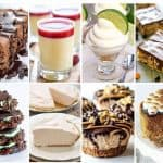 No-Bake Dessert Round-Up