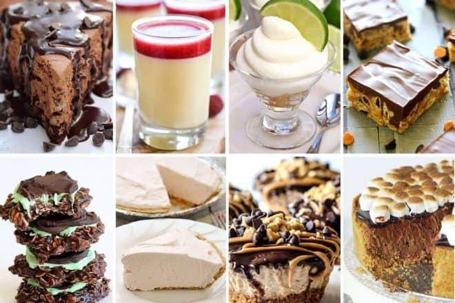Best no bake desserts