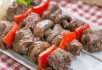 Steak Kabobs #BloggerCLUE