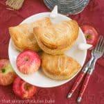 Chaussons aux Pommes #BloggerCLUE