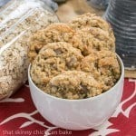 Oatmeal Toffee Cookies #SundaySupper