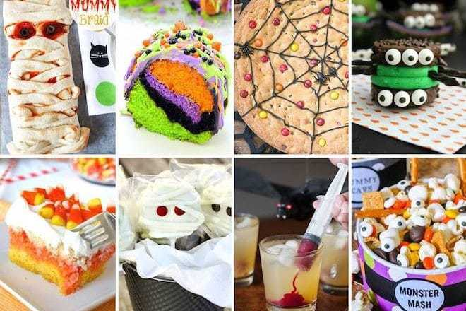 20+ Halloween Treats featured image