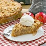 Dutch Apple Pie #SundaySupper