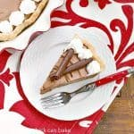 French Silk Pie | A sublime, chocolate creation that will rock your world!