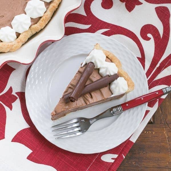Jean Webster's French Silk Pie Recipe — Dishmaps