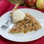 Apple Pie Pizza #SundaySupper