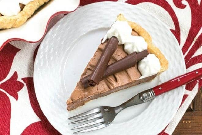 French Silk Pie featured image