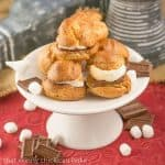 S'mores Cream Puffs #Giveaway