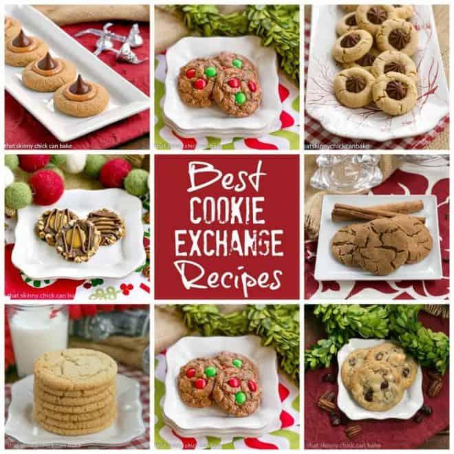 Best Cookie Exchange Recipes photo collage