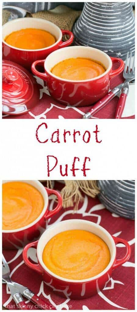 Carrot Puff | A lovely twist for your vegetable course