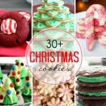 Christmas Cookie Collage - Copy